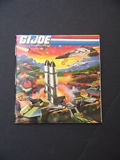 G.I.Joe Catalog Brochure 1985 Literature Complete VF/NM Condition Hasbro