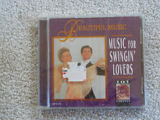 NEW! Music For Swingin' Lovers by 101 Strings (CD, 1997) FREE SHIPPING!