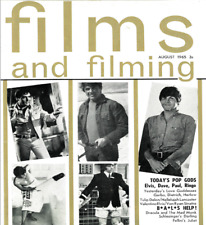 Magazines in English Films and Filming for sale   eBay