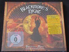 Blackmore's Night - Dancer And The Moon NEW SEALED CD & DVD DEEP PURPLE RAINBOW