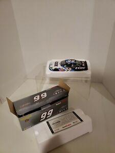 Team Caliber NASCAR 1:24  2000 Ford Taurus Exide #99 Jeff Burton autographed