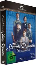 Die Strauß Dynastie - Teil 1-6 - Fernsehjuwelen DVD - Johann Strauss Dynasty