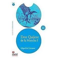 Don Quijote De La Mancha I + Cd (leer En Espanol / Read In Spanish) (spanish ...