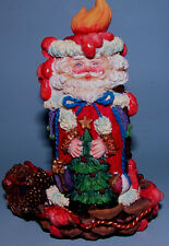 "Possible Dreams Crinkle Clause ""Candle Stick Santa"" 659121 1999 Christmas"