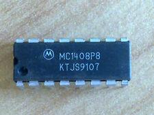 CIRCUIT INTEGRE - MC1408P8 - CONVERTISSEUR DIGITAL ANALOGIQUE - DIL16