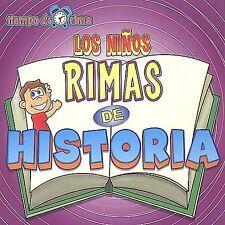 Los Ninos Rimas De Historia by Tiempo De Rima (CD, Mar-2004, Turn Up the)