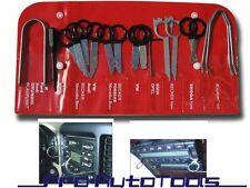 20 pcs Mercedes BMW Audi Radio Removal Key Tool Set