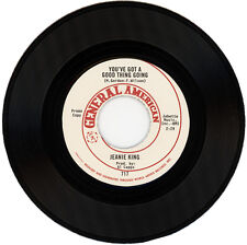 "JEANIE KING  ""YOU'VE GOT A GOOD THING GOING""   NORTHERN SOUL"