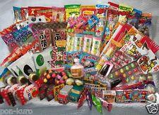 Japanese Dagashi Set japan popular candy snack okashi sweets lots 100pcs