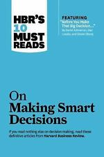 HBR's 10 Must Reads: On Making Smart Decisions by Ram Charan, Harvard Business R