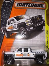 Matchbox Pickup Truck Wt Chevy Silverado New In Package 1:64 Die Cast Chevrolet