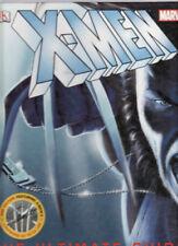X-Men Illustrated Comic Books in English