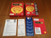KGB big box tested and working For Commodore Amiga
