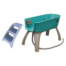 Booster Bath Elevated Dog Bath and Grooming Center Xl and Step