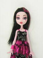 Monster High Doll Draculaura with Popstar Fangs Dress Mattel - Same Day Shipping