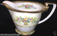 Noritake Ancona Lattiera 237ml Floreale Finiture Oro