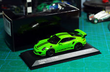 Minichamps 1/43 Porsche 911 Gt3 Rs Die Cast Model