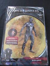 Power Rangers Black Adult Men's Halloween Costume size XXL 50-52 New Cosplay