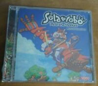 Solatorobo Red the Hunter Nintendo DS Music CD Soundtrack BRAND NEW SEALED