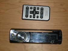 Pioneer DEH-P3000IB Faceplate and remote