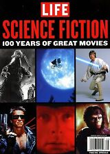 Life Science Fiction 100 Years of Great Movies* Godzilla Metropolis Matrix New !