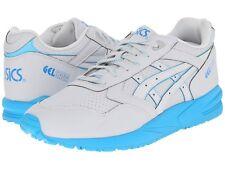 Men's ASICS Tiger Gel-Saga,  Grey/Soft Grey, US Size 12