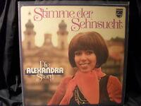 Alexandra - Stimme der Sehnsucht / Die Alexandra Story   2 LPs