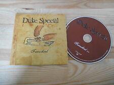 CD Indie Duke Special - Freewheel (1 Song) MCD V2 MUSIC LTD cb