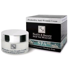 Protective Anti-Wrinkle Cream For Men Dead Sea Minerals Anti Aging Face Recover