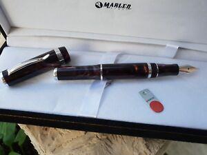 Marlen Lucky Pen Special Edition Fountain Pen | Italian Resin | Made in Italy