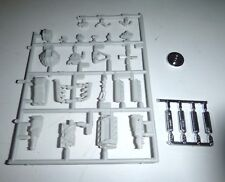 A67FMS 289 FORD ENGINE W/MANUAL Transmission  SET 1/25 Model Car Mountain