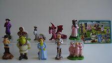 ferrero  shrek der dritte serrie NL 2007 kinder joy incl bps