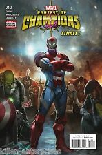 Contest Of Champions #10 Comic Book 2016 - Marvel
