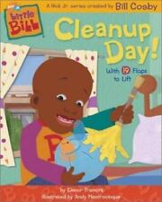 Little Bill: Cleanup Day! (Board Book) by Fremont, Eleanor