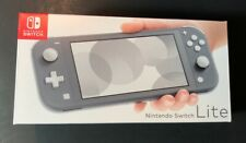 Nintendo Switch Lite [ GRAY Edition ] NEW