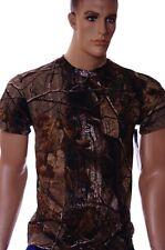 Mens Realtree AP REal Tree SS Shirt Boys Camo Camouflage Hunting Small NEW NWT