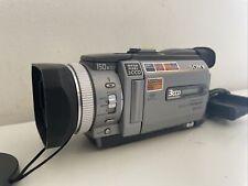Sony DCR-TRV950E Mini DV Videocámara Handycam 3CCD 3.5 pulgadas Monitor, trabajando bien