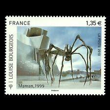 France 2010 - Art - Sculpture by Louise Bourgeois Self-adhesive - Sc 3778 MNH