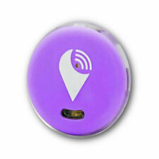 TrackR Pixel Bluetooth Tracking Device and Phone Finder Purple for IOS/Android