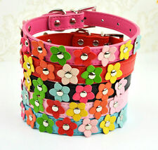 DOG COLLAR RHINESTONE XS METALLIC BOW CAT PUPPY GEM ADJUSTABLE DOG TOY TEACUP