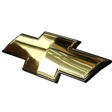For Chevy Suburban Tahoe Avalanche Front Grille Bow Tie OEM Emblem Badge Gold