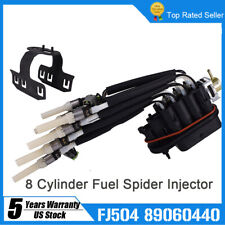 NEW 8 Cylinder Fuel Spider Injector FJ504 93441235 For Chevy Pickup 5.0L 5.7L