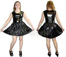 Markenlose Ärmellose Damenkleider