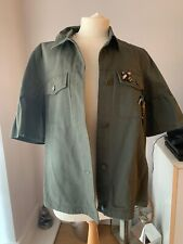 BNWT STUNNING ESPRIT Kharki Jacket Size S RRP £59.00