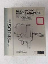 ACCESSORIO CONSOLE (AD1) NINTENDO DS LITE AC POWER ADAPTER NDS LITE WITH BOX