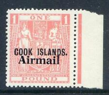 Elizabeth II (1952-Now) 1 British Air Mails Stamps