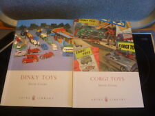 DINKY TOYS und CORGI TOYS  3 Nachschlagewerke in Englischer Sprache in Farbe