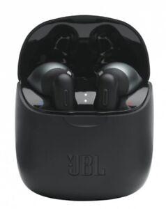 JBL Tune 225TWS Bluetooth Im-Ohr-Kopfhörer True Wireless Ohrhörer - Schwarz