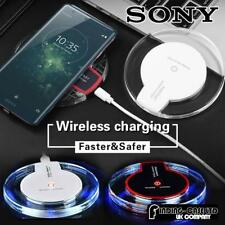 Fast Qi Wireless Phone Charger Charging Dock Pad For SONY Xperia XZ2 Z3V Z4V