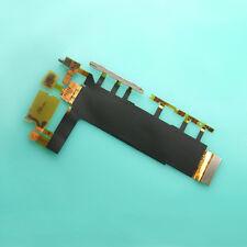 Volume Power Button Key MIC Flex Cable For Sony Xperia Z3 L55T L55U D6653 D6603